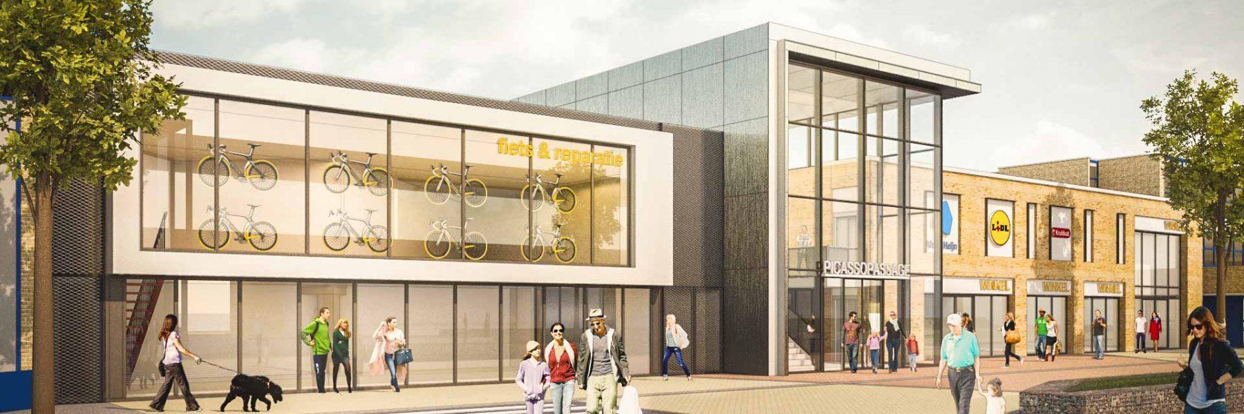 De Scholver Capelle a/d IJssel Netherlands Retail TconcepT