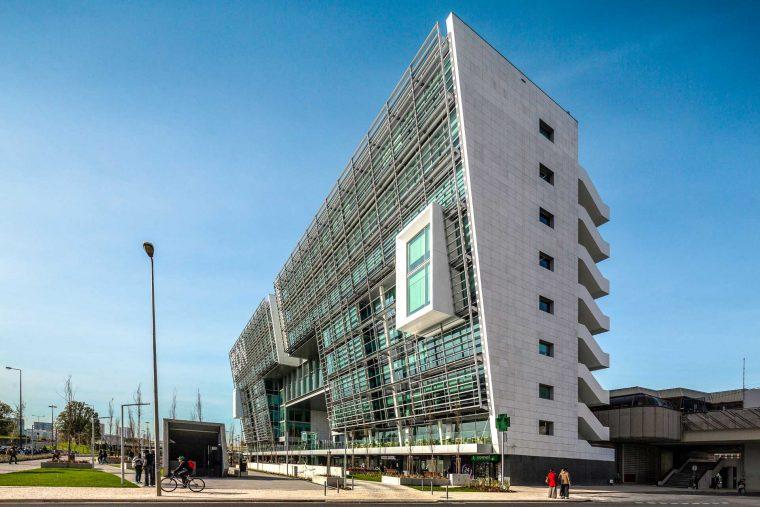 Metropolis office - Lisbon - PT