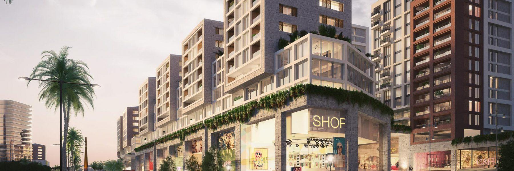 pendik Istanbul retail mixed-use urban housing