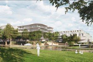 amstelveen startbaan residential netherlands